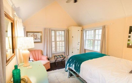 West Tisbury Martha's Vineyard vacation rental - Bedroom two on main floor