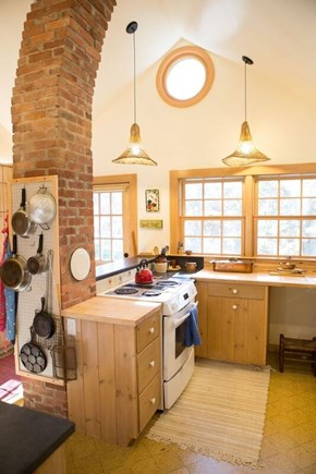 West Tisbury Martha's Vineyard vacation rental - Kitchen
