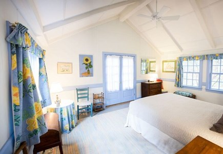 West Tisbury Martha's Vineyard vacation rental - Bedroom three on first floor