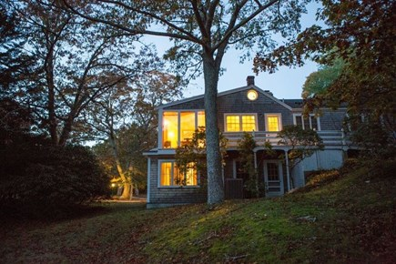 West Tisbury Martha's Vineyard vacation rental - Private Setting