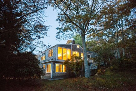 West Tisbury Martha's Vineyard vacation rental - Peaceful Setting