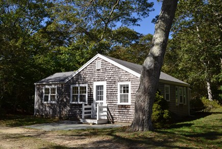 West Tisbury Martha's Vineyard vacation rental - Separate Guest house
