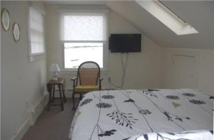 Vineyard Haven Martha's Vineyard vacation rental - Upstairs bedroom with queen and waterviews