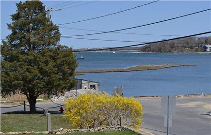 Vineyard Haven Martha's Vineyard vacation rental - View from the yard