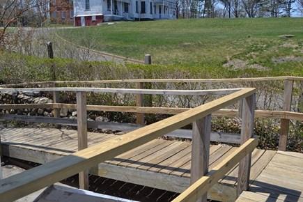 Vineyard Haven Martha's Vineyard vacation rental - Handicap ramp access