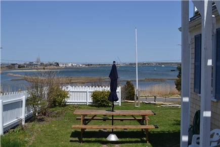 Vineyard Haven Martha's Vineyard vacation rental - Meals outside at the picnic table