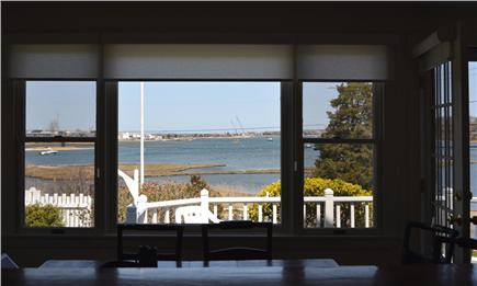 Vineyard Haven Martha's Vineyard vacation rental - Enjoy water views from the living room's picture window