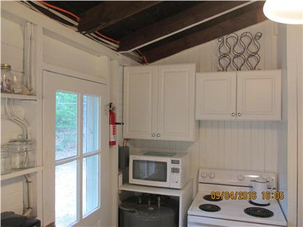 Oak Bluffs, East Chop Martha's Vineyard vacation rental - Efficient and cheery kitchen.
