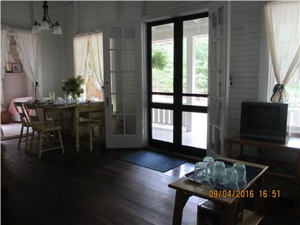 Oak Bluffs, East Chop Martha's Vineyard vacation rental - Easy central gathering in the heart of the home.