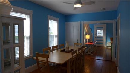 Oak Bluffs Martha's Vineyard vacation rental - Dinning for eight