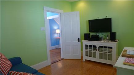 Oak Bluffs Martha's Vineyard vacation rental - Media music TV room
