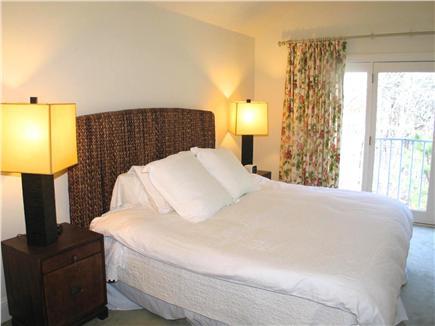 Vineyard Haven Martha's Vineyard vacation rental - Slider in Master bedroom