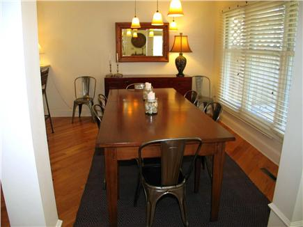 Vineyard Haven Martha's Vineyard vacation rental - Dining table with ample seating
