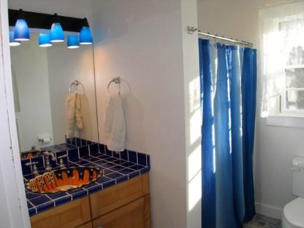Aquinnah Martha's Vineyard vacation rental - Bathroom on main level