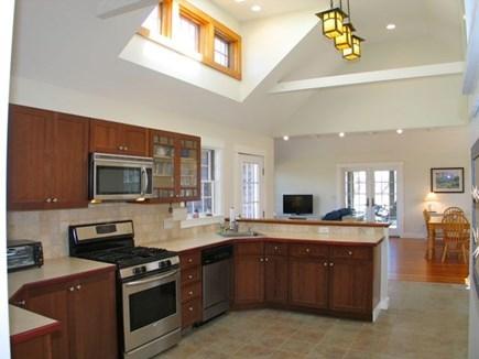 Aquinnah Martha's Vineyard vacation rental - Open Kitchen area.