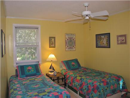 Vineyard Haven Martha's Vineyard vacation rental - Guest bedroom 2 with two twin beds