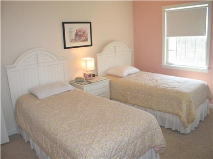 West Tisbury Martha's Vineyard vacation rental - Bedroom 2, two twin bed upstairs