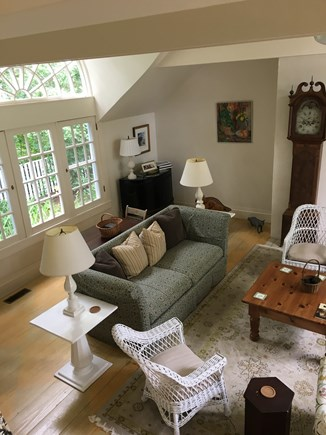 Edgartown Martha's Vineyard vacation rental - Bright and open Great Room