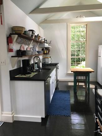 Edgartown Martha's Vineyard vacation rental - Sunny open Kitchen