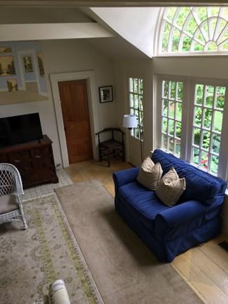 Edgartown Martha's Vineyard vacation rental - Great Room right