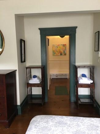 Edgartown Martha's Vineyard vacation rental - 1st floor queen bedroom