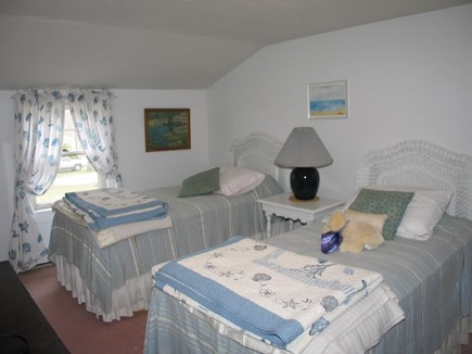 Oak Bluffs Martha's Vineyard vacation rental - Two twins