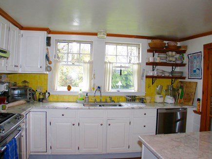 Oak Bluffs Martha's Vineyard vacation rental - Great kitchen