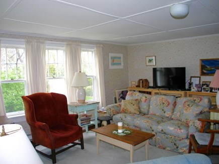 Oak Bluffs Martha's Vineyard vacation rental - Such a comfortable living room