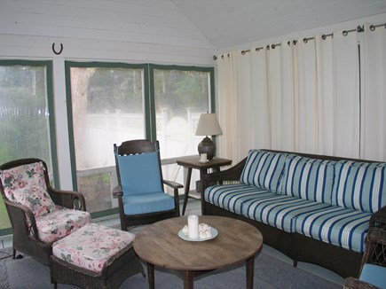 Oak Bluffs Martha's Vineyard vacation rental - Relax here!!