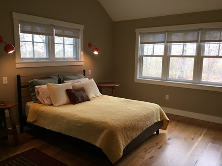 Chilmark, Chlmark Martha's Vineyard vacation rental - Master Bedroom