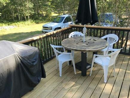 Edgartown Martha's Vineyard vacation rental - Outdoor Dining