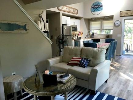 Edgartown Martha's Vineyard vacation rental - Comfortable and relaxing living room