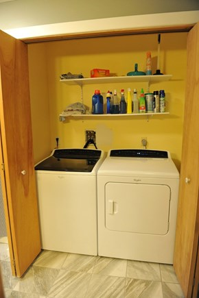 Oak Bluffs Martha's Vineyard vacation rental - Laundry (in Bathroom 1)