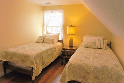 Oak Bluffs Martha's Vineyard vacation rental - Bedroom 3 - two twins