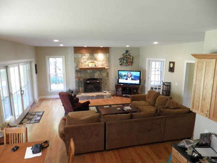 Vineyard Haven Martha's Vineyard vacation rental - Main House living room
