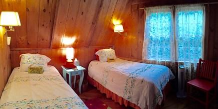 West Tisbury Martha's Vineyard vacation rental - 2nd floor twin guest room