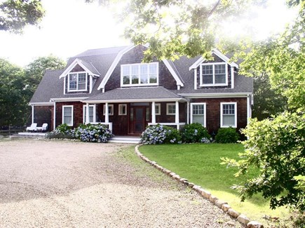Oak Bluffs Martha's Vineyard vacation rental - Nicely landscaped home in private setting