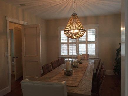 Oak Bluffs Martha's Vineyard vacation rental - Dining Room seats 8 comfortably