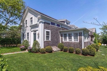 Vineyard Haven Martha's Vineyard vacation rental - Historic Greek Revival