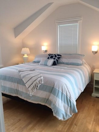 Vineyard Haven Martha's Vineyard vacation rental - Second floor king bedroom suite with full bathroom