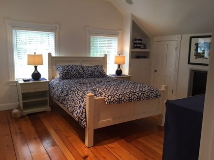 Vineyard Haven Martha's Vineyard vacation rental - Master Bedroom with en suite bathroom