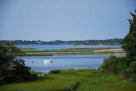 Chilmark Martha's Vineyard vacation rental - Water View of Menemsha Pond
