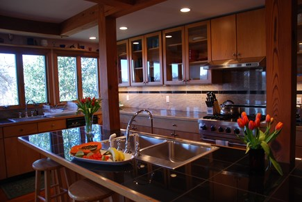 Chilmark Martha's Vineyard vacation rental - Beautiful Kitchen