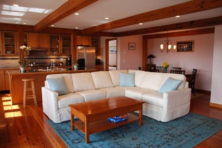 Chilmark Martha's Vineyard vacation rental - Living Area