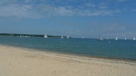 Vineyard Haven Martha's Vineyard vacation rental - View of Eastville Beach by the Sea