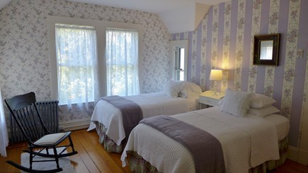 Vineyard Haven Martha's Vineyard vacation rental - 2nd fl Twin bedroom