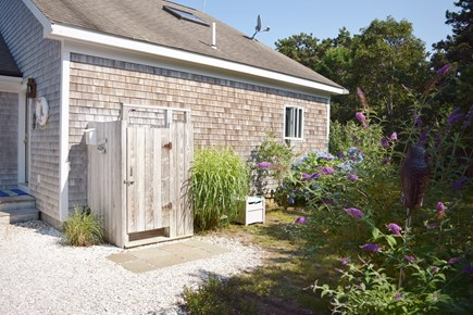 Katama - Edgartown, Katama Martha's Vineyard vacation rental - Outdoor Shower For Summer Fun!