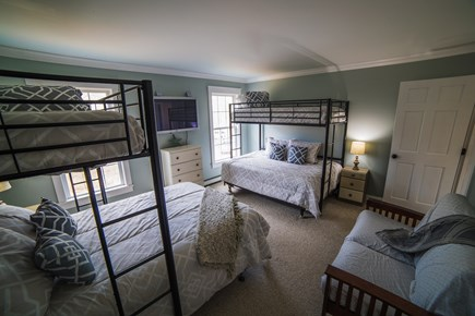 West Tisbury Martha's Vineyard vacation rental - Two fulls and two lofted twin beds. Great space for kids!