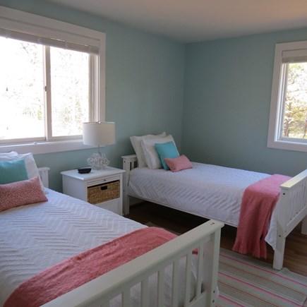 Katama - Edgartown, Edgartown Martha's Vineyard vacation rental - Second floor twin guest room shares full bath