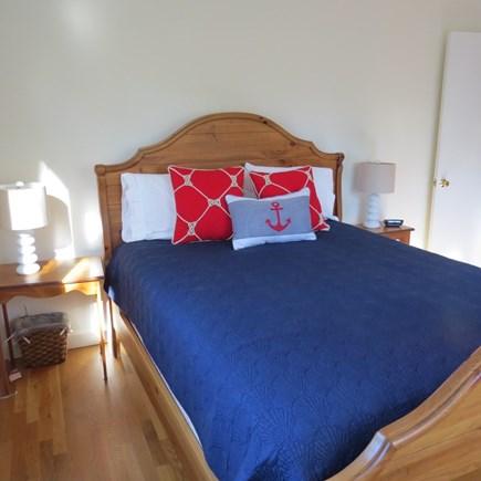 Katama - Edgartown, Edgartown Martha's Vineyard vacation rental - First floor queen guest room with full adjacent bath